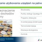 Gminy Małopolski mają likwidować polskie OZE za preferencje finansowe od urzędu marszałkowskiego
